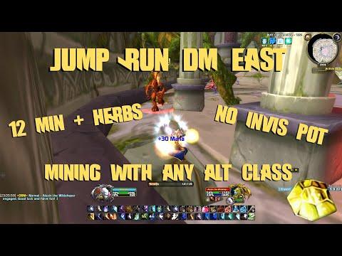 Mage Guide Solo DM Jump Run 12 Min + Herbs