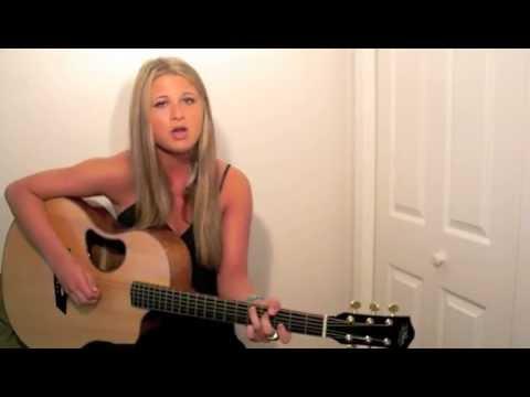 Savannah Outen singing