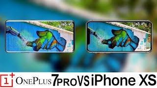 Oneplus 7 Pro Vs iPhone XS Camera Test