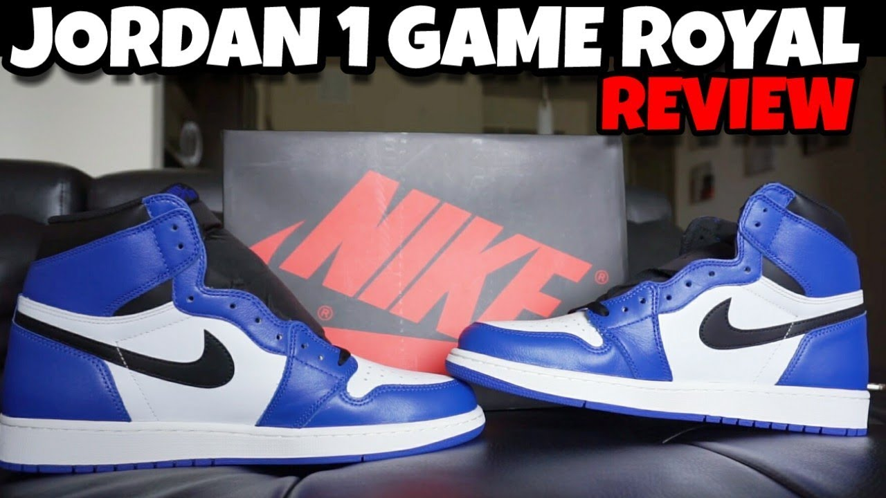 21ce591f4b99 Jordan 1 Game Royal Review Will These Sellout Or Sit LIke Ducks ...