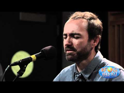 The Shins - New Slang (Live on KFOG Radio)