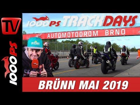 Das beste Trackday Motorrad? Wir fragen! 1000PS Bridgestone Trackdays Brünn!