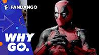 Why Go | Deadpool 2 - Продолжительность: 91 секунда