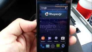 Huawei Premia 4G Phone for Metro PCS