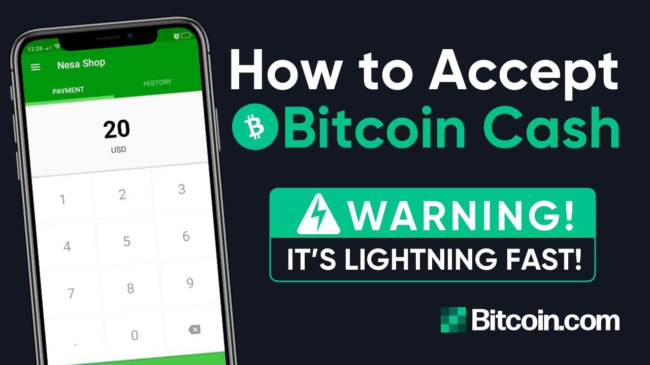 register bitcoin cash wallet)