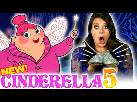 Cinderella - NEW Chapter 5 | Story Time with Ms. Booksy at Cool School