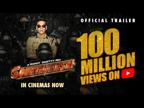 Sooryavanshi Official Trailer