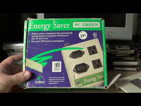 Oddware: Addison Technology PC Green Energy Saver