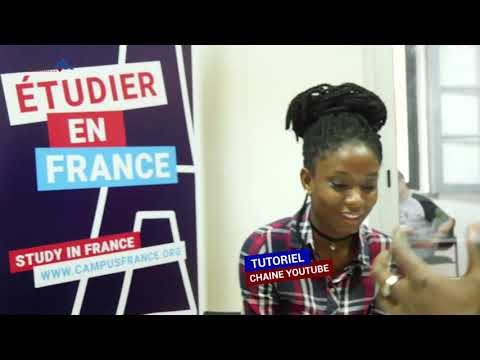 """Etudier en France"" par Campus France Sénégal"