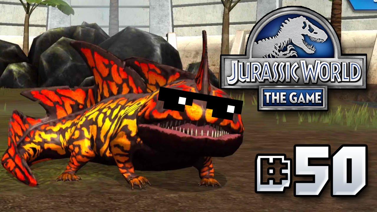 super kool aid jurassic world the game ep 50 hd youtube