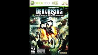 The Greatest Zombie Videogame Ever Made. (Dead Rising)