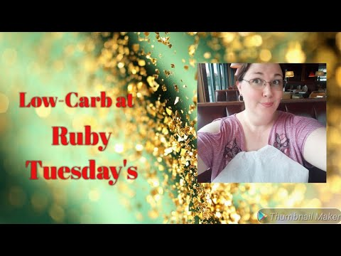Low-Carb dining at Ruby Tuesday's