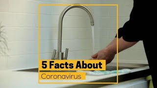 5 Facts about Coronavirus (COVID-19)