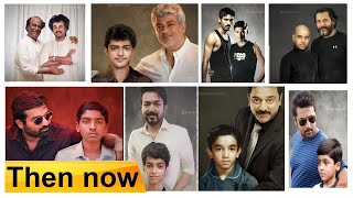 South Celebrity Then and Now Looks | Surya, Ajith, Dulquer Salaman - 15-05-2020 Tamil Cinema News