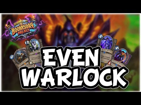 Boomsday Even Warlock Guide - POST NERF