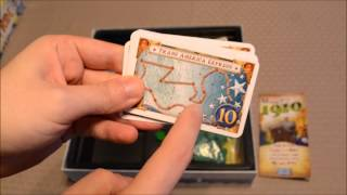 DGA Reviews: Ticket to Ride: USA 1910 Expansion (Ep. 154)