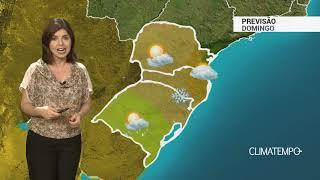 Previsão Sul – Mais frio e geada no RS