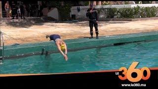 Le360.ma • هكذا اختارت شابة طنجاوية اقتحام مجال سباحة الانقاذ