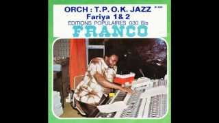 Download Fariya 1 & 2 (Josky Kiambukuta) - Franco & le T.P. O.K. Jazz 1977 MP3 song and Music Video