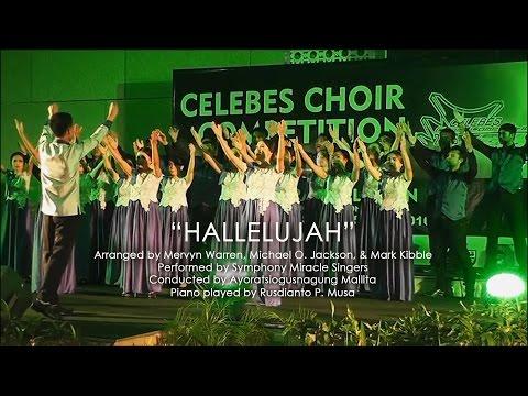 Hallelujah (Arr. Mervyn Warren) - Symphony Miracle Singers Champion CCC 2016