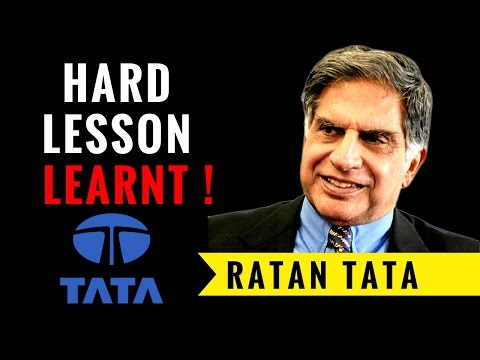 How Ratan Tata was once Insulted in Germany || Whole Incident