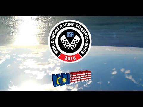 2016 World Drone Racing Championship - Hawaiian Dream!