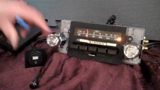 1978 Ford F100 original AM/FM Radio