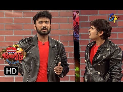 Adhire Abhinay Performance | Jabardasth |  20th September 2018 | ETV  Telugu