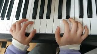피아노 방문레슨 피아노하우스 노원지사 레슨 영상2