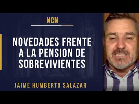 Novedades Frente A La Pension De Sobrevivientes - NCN