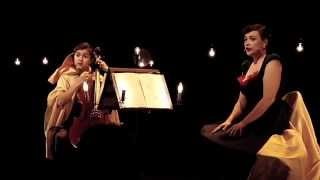 Rosemary Standley & Dom La Nena -  Bird On The Wire (Leonard Cohen Cover)