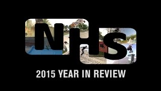 You may recall some of these clips, but it's great to see them all together… The NHS, INC umbrella maintains some of the most talented skateboarders in the biz, and what better way to honor all of their hard work throughout 2015 than with a ripping montage?! From all of the Brands, and those involved…A Year in Review. Here's to 2016, and those that made it happen!   Edit - @joeperrin http://nhs-inc.com/