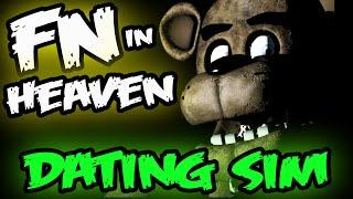 FNAF DATING SIMULATOR Ep 2 | Five Nights In Heaven | Five Nights at Freddy