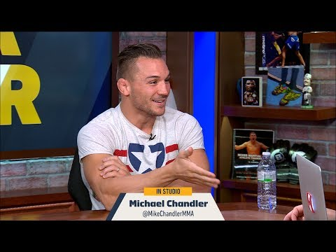 Michael Chandler Believes He's Still Bellator Champion  - MMA Fighting