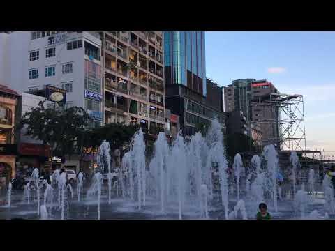 Ho Chi Minh Square Vietnam