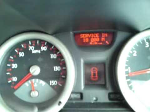 Renault Megane Service Light Reset Doovi