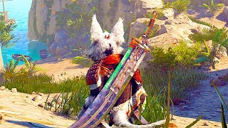 BIOMUTANT - NEW Gameplay 13 Minutes Demo No Commentary (Gamescom 2018) thumbnail
