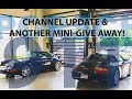 Channel Update and another Mini-Give Away!