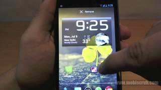 Jelly Bean (Android 4.1) hands-on tips and tricks review video