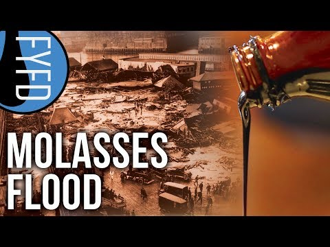 The Physics of the Boston Molasses Flood