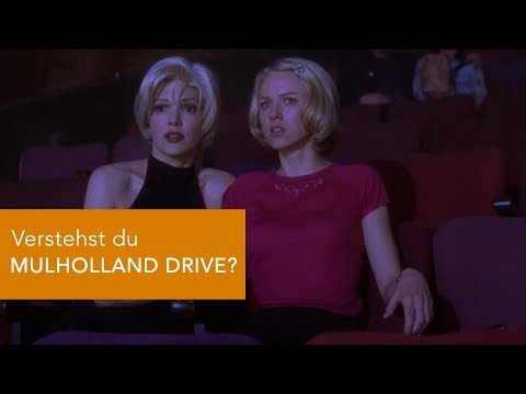 Verstehst du MULHOLLAND DRIVE?