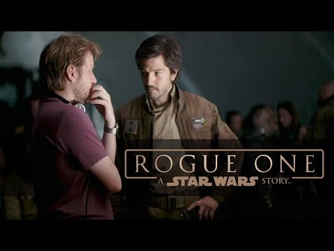'Rogue One: A Star Wars Story' featurette: 'It's the greatest job in the world'