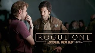 Go behind-the-scenes of Rogue One: A Star Wars Story in this featurette with Director Gareth Edwards and the cast of the film. In theaters December 16.