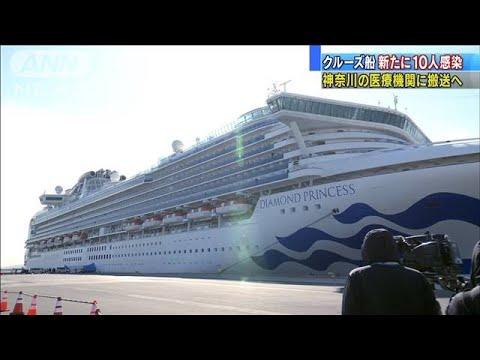 横浜 コロナ 船