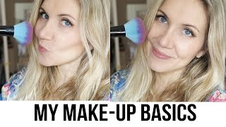 I MIEI INDISPENSABILI DI MAKEUP (+ make up routine)