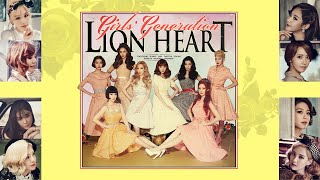 SNSD (소녀시대) - Lion Heart (Official MR Instrumental/Romanized Lyrics On-Screen) [HD]