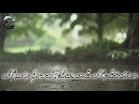 Магический Дудук и звуки дождя с раскатами грома