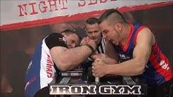 Arm Wars | Armwrestling | Berberich GER v Schlitte GER | Raw Edit