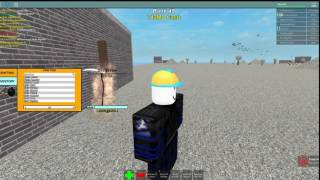 Roblox: Retro Craftwars: CHOAS, THE HARDEST BOSS IN THE GAME!!!