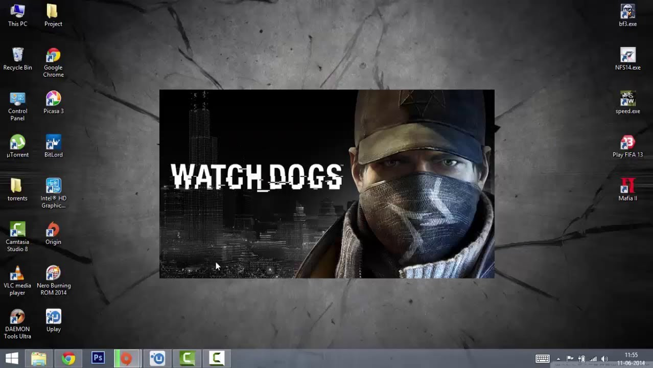 3DMGAME-Watch Dogs Deluxe Edition Istallation (Using uPlay) 100% Working.